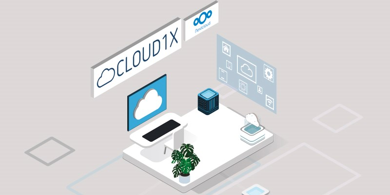 Cloud1X Nextcloud